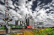 Conway Feed Mill in Conway, Washington.