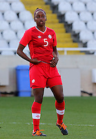Fifa Womans World Cup Canada 2015 - Preview //<br /> Cyprus Cup 2015 Tournament ( Gsp Stadium Nicosia - Cyprus ) - <br /> Italy vs Canada 0-1   //  Robyn Gayle of Canada