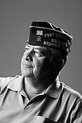 Jack Newcomb<br /> Navy<br /> E-7<br /> Electronics<br /> July 1965 - July 1985<br /> Vietnam<br /> <br /> Veterans Portrait Project<br /> St. Louis, MO
