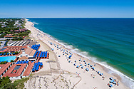 Bathing Corporation of Southampton, Exclusive private Beach Club, Aerial, Southampton , NY