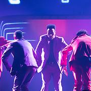NLD/Amsterdam/20171117 - Muziekfeest Let's Dance 2017, dansers