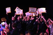 Darts: Betfair Team World Cup 2013, Hamburg, 03.02.2013<br /> Fans<br /> © Torsten Helmke