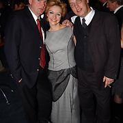 Premiere Musicals in Concert, Knut Jacobsen en Marisca van Kolck en haar broer Gerbrand