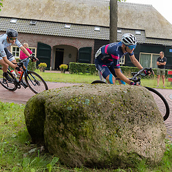 VELDHOVEN (NED) July 4 <br /> CYCLING <br /> The first race of the Schwalbe Topcompetition the Simac Omloop der Kempen<br /> (33) Milan Paulus