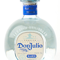 Don Julio blanco -- Image originally appeared in the Tequila Matchmaker: http://tequilamatchmaker.com