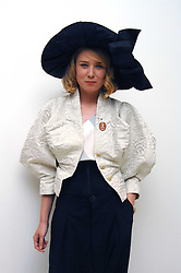 ROISIN MURPHY at a party to celebrate the publication of Vivienne Westwood's Opus held at The Serpentine Gallery, Kensington Gardens, London W2 on 12th February 2008.<br />