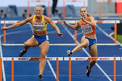 Anna Sjoukje Runia kwam met 57,76sop de 400m horden net een paar tienden tekort om zich  te kwalificeren voor de halve finale bij het EK atletiek in Berlijn op 7-8-2018