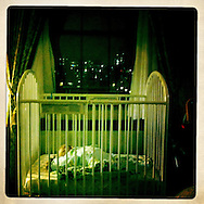 And this is our second trip to Manhattan. I loved the innocence of these crib scenes, next to the hardness of the city.