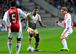 02.11.2011, Amsterdam Arena. Amsterdam, NED, UEFA Champions League, Vorrunde, Ajax Amsterdam (NED) vs Dinamo Zagreb (CRO), im Bild  Sammir// during Ajax Amsterdam (NED) vs Dinamo Zagreb (CRO), at Amsterdam Arena, Amsterdam, NED, 2011-11-02. EXPA Pictures © 2011, PhotoCredit: EXPA/ nph/ Marko Lukunic       ****** out of GER / CRO  / BEL ******
