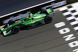 September 15, 2018 - Sonoma, California, United Stated - SPENCER PIGOT (21) of the United States takes to the track to practice for the Indycar Grand Prix of Sonoma at Sonoma Raceway in Sonoma, California. (Credit Image: © Justin R. Noe Asp Inc/ASP via ZUMA Wire)