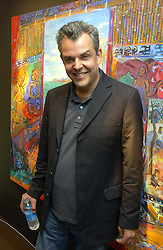 Actor & Director DANNY HUSTON brother of Angelica Huston at a private view of artist Damian Elwes work 'Artists Studios' held at Scream, 34 Bruton Street, London W1 on 29th June 2006.<br />