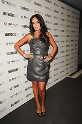 TAMARA ECCLESTONE at a party to celebrate 150 years of TAG Heuer held at the car park at Selfridge's, London on 15th September 2010.