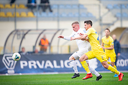 Players seen during football match between NK Domzale and NK Triglav in Round #18 of Prva liga Telekom Slovenije 2019/20, on November 23, 2019 in Sports park Domzale, Slovenia. Photo by Sinisa Kanizaj / Sportida