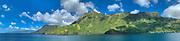 Hapatoni, Tahuata, Marquesas; French Polynesia; South Pacific