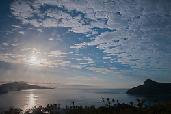 Early Morning from One Tree Hill, Hamilton Island, Queensland, Australia