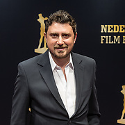 NLD/Utrecht/20160922 - inloop NFF 2016 - première Riphagen, Ersin Kiris