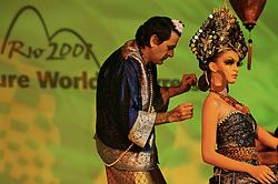 Show de Gala da Intercoiffure Brasil no 20 Congresso Mundial da Intercoiffure - ICD Rio 2008, que acontece de 18 a 20 de maio, no hotel Intercontinental, no Rio de Janeiro . FOTO: Jefferson Bernardes / Preview.com