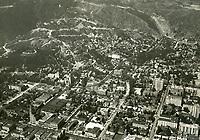 1934 Looking north at Hollywood near Hollywood Blvd.