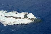 Nuclear Submarine, Oahu, Hawaii