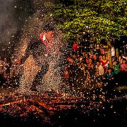Vietnam - Pa Then Fire Festival (Tuyen Quang province)