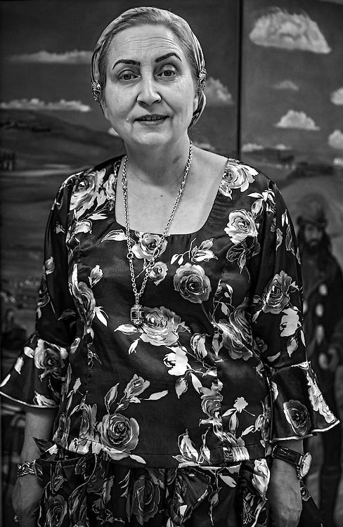 Angelina Dimiter Taikkon, Swedish Kalderash Roma