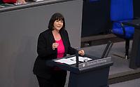 DEU, Deutschland, Germany, Berlin, 27.11.2019: Joana Cotar (AfD) bei einer Rede während einer Plenarsitzung im Deutschen Bundestag.
