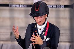 Dufour Catherine, DEN<br /> Olympic Games Tokyo 2021<br /> © Hippo Foto - Dirk Caremans<br /> 27/07/2021