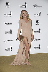April 12, 2018 - Berlin, Germany - Jenny Elvers.Echo Pop Verleihung, Berlin, Germany - 11 Apr 2018.Credit: MichaelTimm/face to face (Credit Image: © face to face via ZUMA Press)