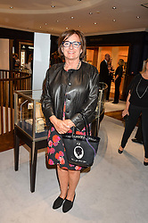 The HON.ROSA MONCKTON at a party to celebrate the opening of Mappin & Webb's Flagship Regent Street Boutique at 132 Regent Street, London on 28th June 2016.