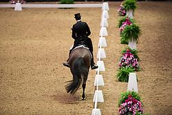 Gal Edward (NED) - Glock's Undercover<br /> Grand Prix - Reem Acra FEI World Cup Dressage Qualifier - The London International Horse Show Olympia - London 2012<br /> © Hippo Foto - Jon Stroud