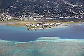 French Polynesia Tahiti Papeete and airport