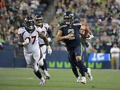 NFL-Denver Broncos at Seattle Seahawks-Aug 9, 2019
