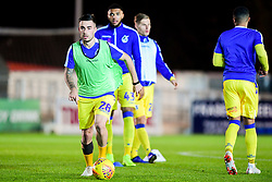 Michael Kelly of Bristol Rovers  - Mandatory by-line: Ryan Hiscott/JMP - 13/11/2018 - FOOTBALL - St James Park - Exeter, England - Exeter City v Bristol Rovers - Checkatrade Trophy