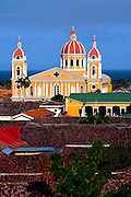 Nicaragua / Granada / Cathedral of Granada / Spanish / Colonial