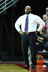 01 January 2012:  Oties Epps during an NCAA women's basketball game between the Evansville Purple Aces and the Illinois Sate Redbirds at Redbird Arena in Normal IL