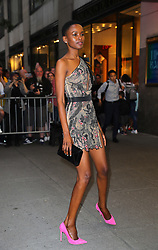 September 6, 2019, New York, New York, United States: September 5, 2019 New York City....Flaviana Matata attending The Daily Front Row Fashion Media Awards on September 5, 2019 in New York City  (Credit Image: © Jo Robins/Ace Pictures via ZUMA Press)
