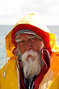 An Old Fishermen San Clemente, Orange County, California