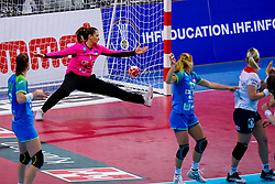 02-12-2019 JAP: Slovenia - Norway, Kumamoto<br /> Second day 24th IHF Women's Handball World Championship, Slovenia lost the second match against Norway with 20 - 36. Branko Zec of Slovenia