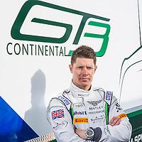 Guy Smith of Bentley Racing profile