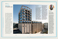 """The MOCAA and Silo Hotel building as featured in the book """"The Monocle Guide to Building Better Cities."""""""