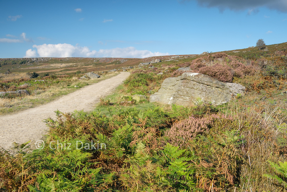 The Green Drive (Burbage Valley)