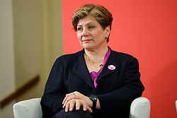 © Licensed to London News Pictures. 10/12/2016. London, UK. Shadow Foreign Secretary EMMA THORNBERRY speaks on human rights at the Methodist Central Hall in Westminster, London on Saturday, 10 December 2016. Photo credit: Tolga Akmen/LNP