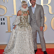 Lady Gaga ,Bradley Cooper attend A Star Is Born UK Premiere at Vue Cinemas, Leicester Square, London, UK 27 September 2018.