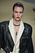 Alexander McQueen FW18 Paris Fashion Week