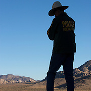 Undercover special agent with the National Park Service, Todd Swain, conducts investigations into cultrual resource crimes on public lands.