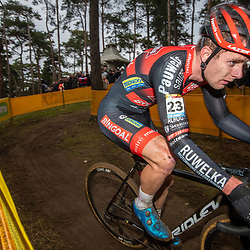 26-12-2019: Cycling: CX Worldcup: Heusden-Zolder: Jens Adams