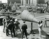 1922 Filming Robin Hood at Pickford Fairbanks Studios