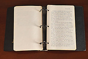 """John F. Kennedy's Opinions on his Icon - Sir Winston Churchill, British Election Results and more in his 'Only' Diary set to go under the hammer<br />Details revealed in his 'Only' Diary to be auctioned<br /> <br />As a young boy John F. Kennedy read Winston Churchill's books; he was seen in his hospital bed reading 'The Crisis' and Churchill's biography of 'Marlborough.' JFK's college thesis at Harvard and later Pulitzer prize-winning book, 'Why England Slept' was based on the wide range of history books he had read and his research on a man he saw as a world leader.<br /> <br />In JFK's 'Only' Diary that will be auctioned later this month by Boston-based RR Auction, Kennedy writes, """"Churchill in his book 'World Crisis' brings out the same point—the terrific slaughter of the field officers of the British Army—two or three times higher than the Germans. They were always on the defensive in the dark days of '15, '16, and '17, and they paid most heavily. The British lost one million of a population of forty million; the French, one million five hundred thousand of a population of thirty-eight million; and the Germans, one million five hundred thousand of a population of seventy million. This tremendous slaughter had its effect on British policy in the 30's when Chamberlain and Baldwin could not bring themselves to subject the young men of Britain to the same horrible slaughter again.""""<br /> <br />One of President Kennedy's best days was on April 9, 1963 when he """"signed the Congressional Bill granting honorary United States citizenship to Winston Churchill in recognition of his great contribution to saving both the Allied Powers and civilization at large.""""* On the steps of the Rose Garden with Sir Winston's son, Randolph, and his grandson, the President paid tribute to the aging Prime Minister, who was unable to make the journey. He watched with Clementine from his apartment in London.<br /> <br />The President paid tribute to his idol in the following wor"""