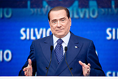 Berlusconi a Bari 13.04.13