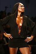 Grace Jones at This Day/Arise Magazine: African Fashion Collective 2009 held at The Promenade at the 2009 Fall Fashion Week at Bryant Park, NYC